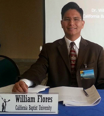 Dr. William Flores at CILH