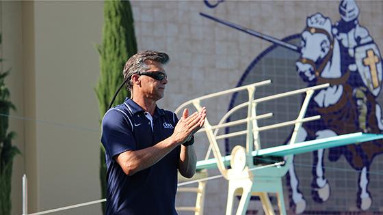 Coach Rick Rowland