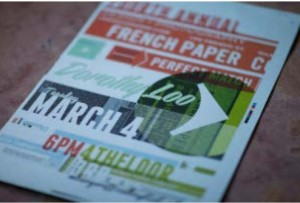 French Paper by Michael Berger