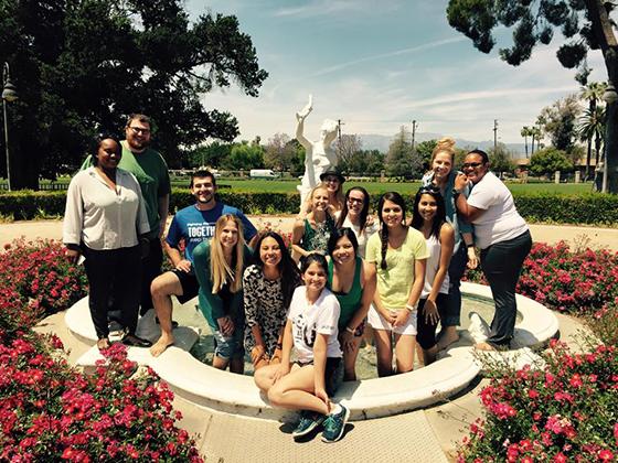CAH-Leadership Students